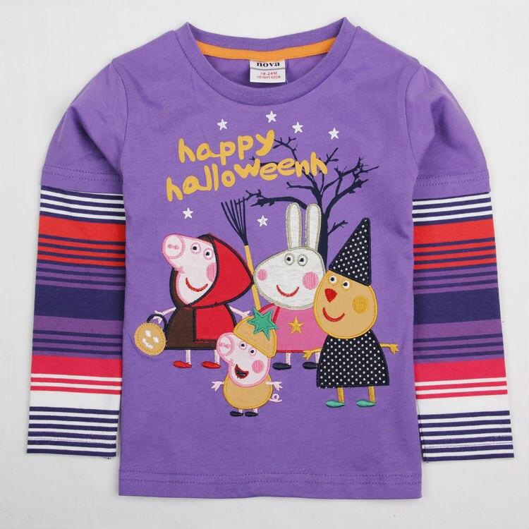 Kids Peppa Pig Long Sleeve TopPeppa Pig T-Shirt