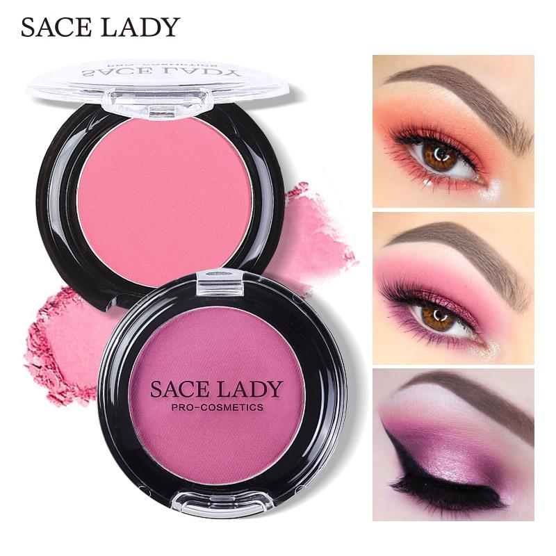 SACE LADY Профессиональная матовая палитра теней для век 36 цветов Smokey Eye Shadow Набор для макияжа Женщины Beauty Mate Make Up Cosmetic