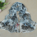 Good Deal New Fashion Chinese style Lady Long Wrap Women's Shawl Chiffon Scarf Scarves Gift 1PC