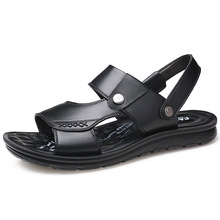 2019 New Summer Man Sandals Outdoor Fashion Shoes Sandal for Men Comfortable Beach Mens Casual Flat