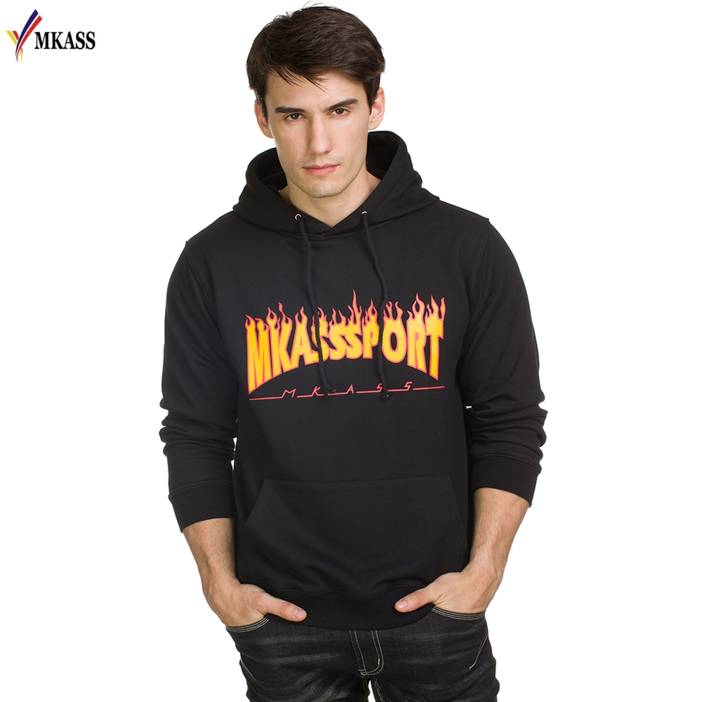 New Fire Style Letter Print Sweatshirt Men Hoodies And Sweatshirts Hip Hop Hoodie Mens Tracksuits Pullovers Streetwear Fleece