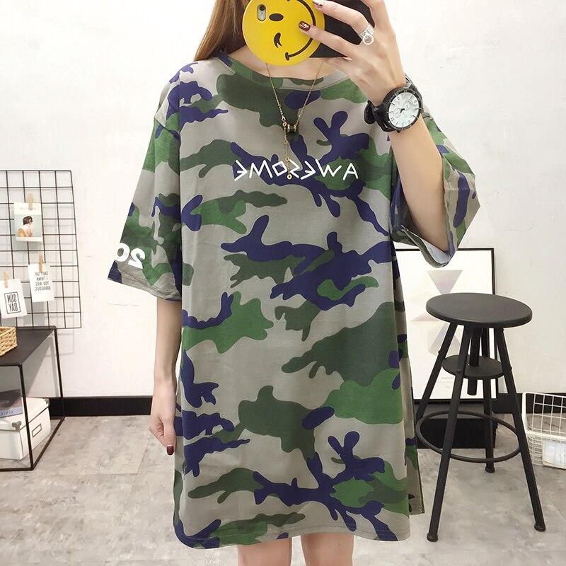 HAOPAIG Plus Size Half Sleeve Casual T Shirt Women Cotton Summer Tops Funny Female T-Shirt Ladies Printed O-neck T Shirts Women