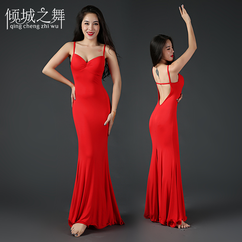2018 Newest Women Belly Dance Costume Hot Sale Women Belly Dance dress dance clothing ZM186