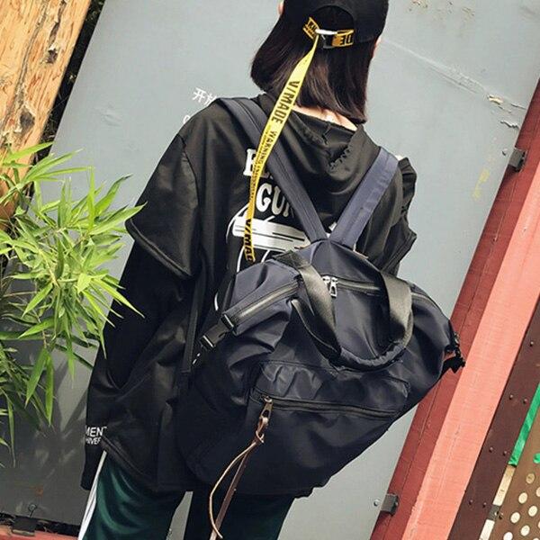 Travel Backpack Nylon Laptop Bag Student School Bags High Capacity Handbang for Men Women Best Sale-WT
