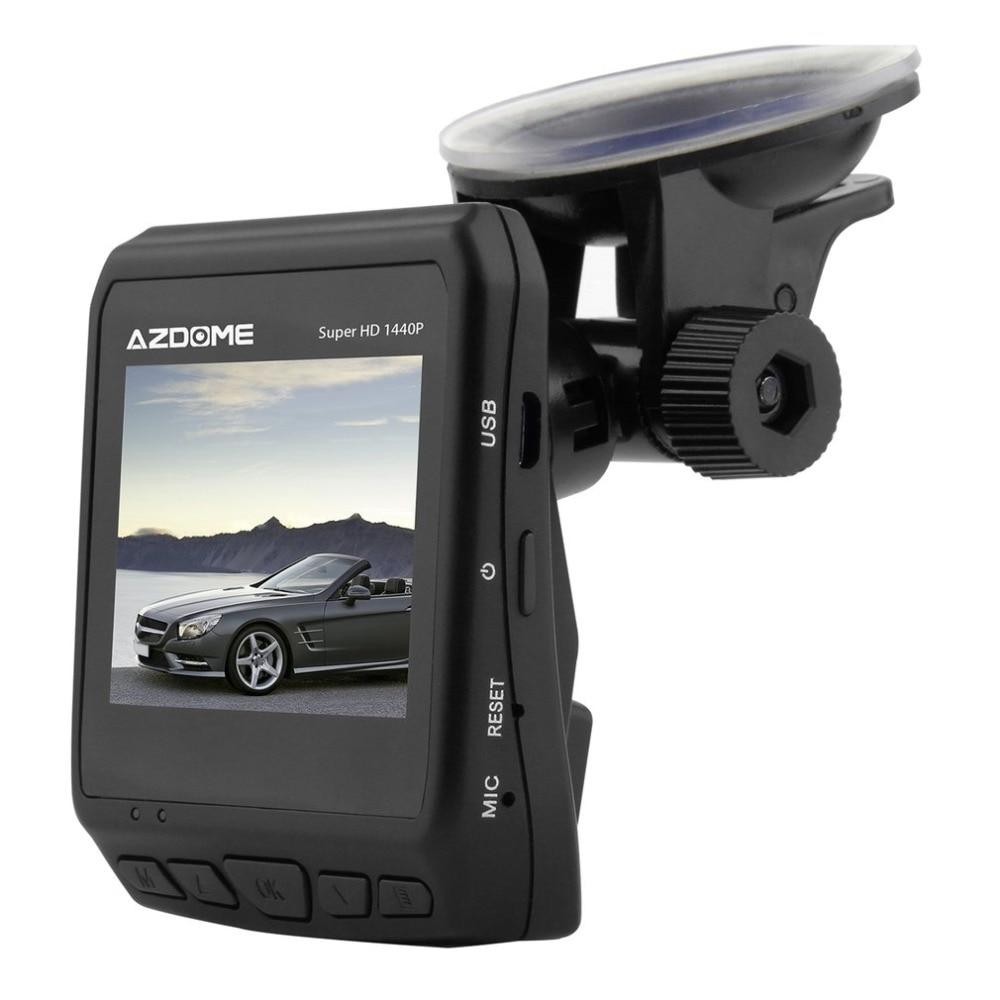 DAB211 Ambarella A12 1440P Super HD Car DVR Dashboard Camera Video Recorder Loop Recording Night Vision Dash Cam Built-in new