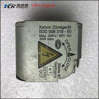 1PC YCK Original A6 D2S D2R Igniter silver Xenon Headlight Igniter 5DD 008 319 50 5DD00831950(Genuine and Used)