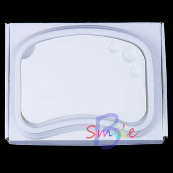 1 set Dental Material Ceramic Palette Mixing Plate Stain Powder Porcelain Mixing Detal Tool Wet Tray Best Quality - DISCOUNT ITEM  0% OFF All Category