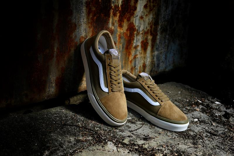 Vans Skateboarding Shoes WTAPS x Vans 2018 Capsule Collection Athletic Shoes Mens Womens Weight lifting shoes Size 36-44