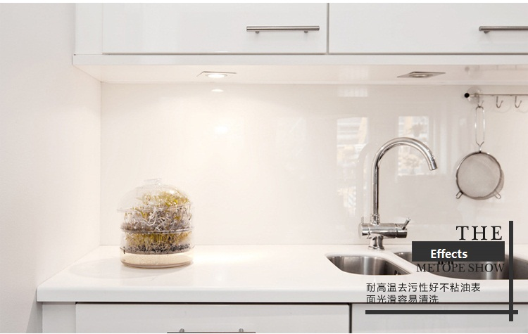 Aliexpress.com : Buy 5M Kitchen Cabinet Anti oil transparent Wall ...