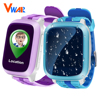 Smart baby Watch DS18 GSM GPS WiFi Locator Tracker for Kids Wristwatch Waterproof SOS Call baby Smartwatch For iOS Android phone