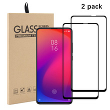 for Xiaomi Pocophone F2 POCO Tempered Glass Full Screen Protector Anti-Scratch Bubble Free LCD Cover Mi 9T