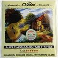 Новые Струны для классической гитары Alice A106 прозрачные нейлоновые струны - фото