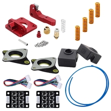 Upgrade Kit Springs Extruder Sock Tube Stepper Dampers Smoother For Creality Ender 3 3d Printer Parts 3d Sensor Hotend Trianglel