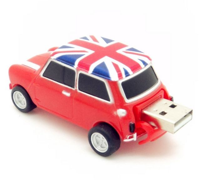 BMW Mini Сooper Shape USB 2.0 Flash Drive