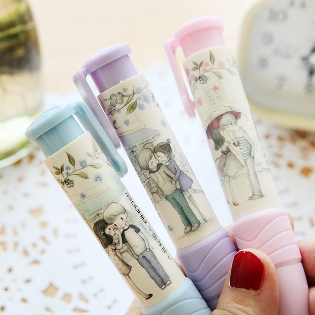 Promotional Stationery Eraser Removable Combination Cute Style Eraser Student New School Supplies Children Gift material escolar
