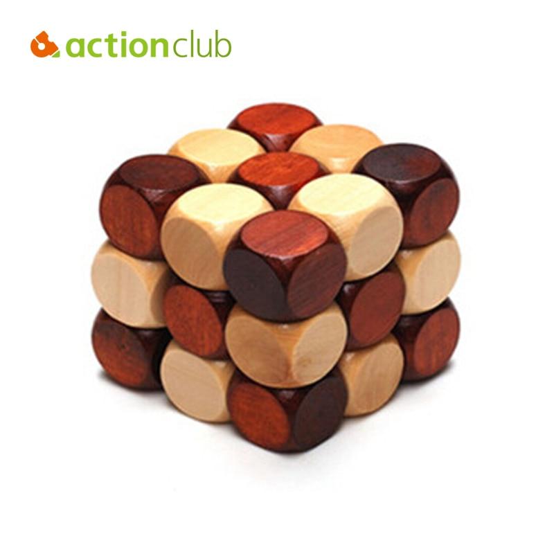 wood cube puzzle instructions snake