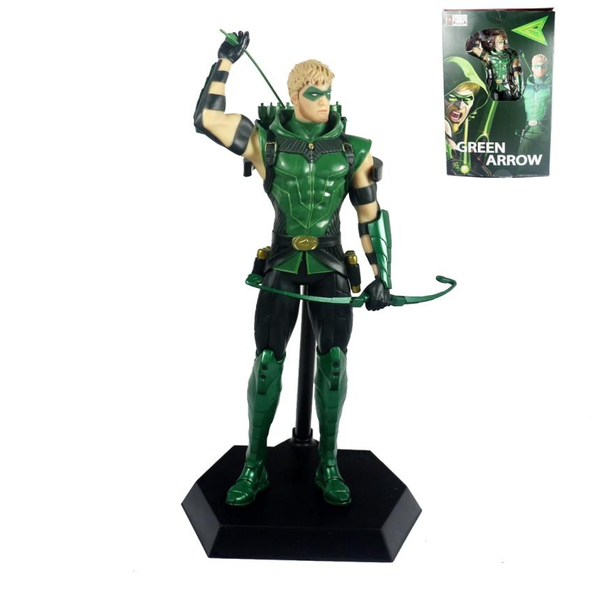 DC Collectibles Comics Superhero Justice League - Green Arrow <font><b>Action</b></font> <font><b>Figure</b></font> CT001020 Free Shipping