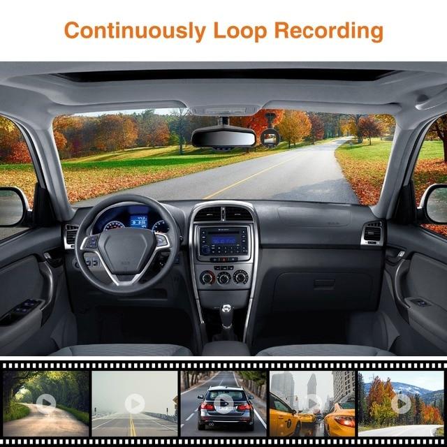 New Dash Cam Safeel Zero Car DVR dash camera Real HD 1080P 170 Wide Angle dashcam With G-Sensor Parking Mode car camera Recorder 3