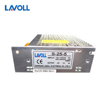 25W 5V 5A Single Output Switching power supply dc Power Supplies led driver transformer free shipping(China)