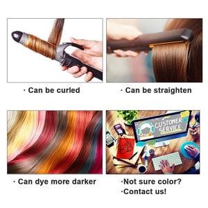 """Image 5 - Fita reta do plutônio do cabelo humano de remy nas extensões do cabelo 14 """" 26"""" polegadas fita reta de bigsophy nas extensões do cabelo humano da trama da pele do cabelo humano"""