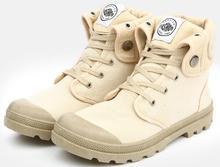 Zapatos de Mujer 2016 Nueva Alta Lavado de Lona High-top Zapatos Con Cordones Planos Ocasionales Estudiante Desgaste resistencia Inferior Zapatos De Tela Individuales