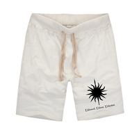Personality Design Game Of Thrones Homme Shorts Valar Morghulis Printed Creative Shorts Summer Bermuda Masculina Beach