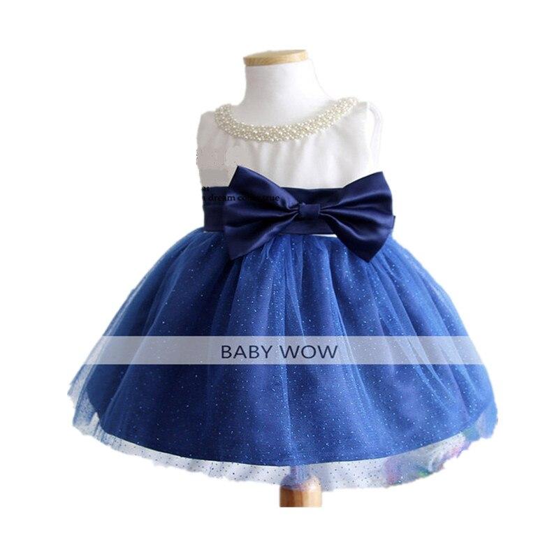 BBWOWLIN Newborn Baby Girl Dresses Toddler font b Clothing b font for Wedding Birthday Pary Christmas
