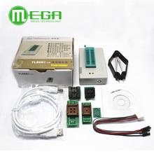 2020 Newest Original V9.16 TL866II Plus Universal Programmer+Full Adapters+SOP8 IC Clip High speed Flash EPROM Programmer