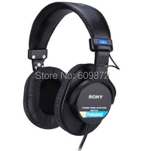 hot deal buy replacement leather ear pads ear cushions durable sponge earpads fit on sony mdr-7506, v6, hd202 1 pair/lot
