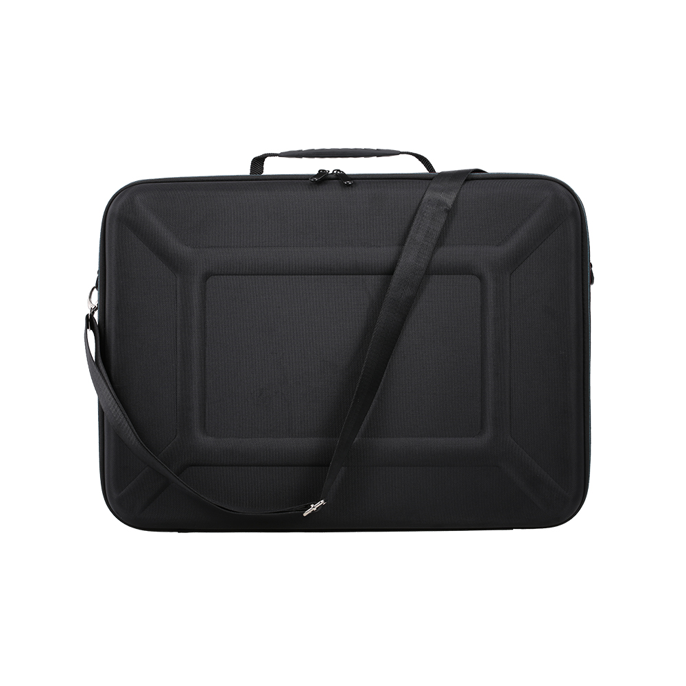New Hard Travel EVA Case Carrying Storage Bag Protective Box for PS4 Pro Game Console Gamepad Cables