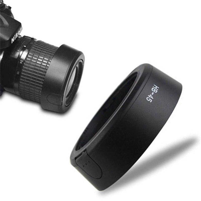 Lens Hood Shade Camera Lens Hood Camera Lens Shade for Nikon AF-S DX18-70//3.5-4.5G ED-IF AF-S DX18-135//f3.5-5.6G,HB-32