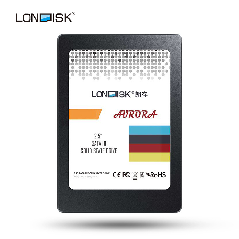 LONDISK SSD 120GB 240GB 480GB 960GB SATA3.0 Hdd Ssd Internal Solid State Disk Hard Drive SSD 2.5 For PC (2 Pcs/Pack)