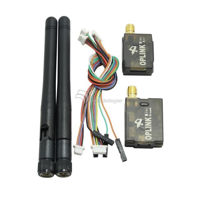 RC FPV Oplink Mini Aire y Tierra de Telemetría 433 MHZ Compatible para Mini CC3D Revolución Navegación GPS de Control de Vuelo