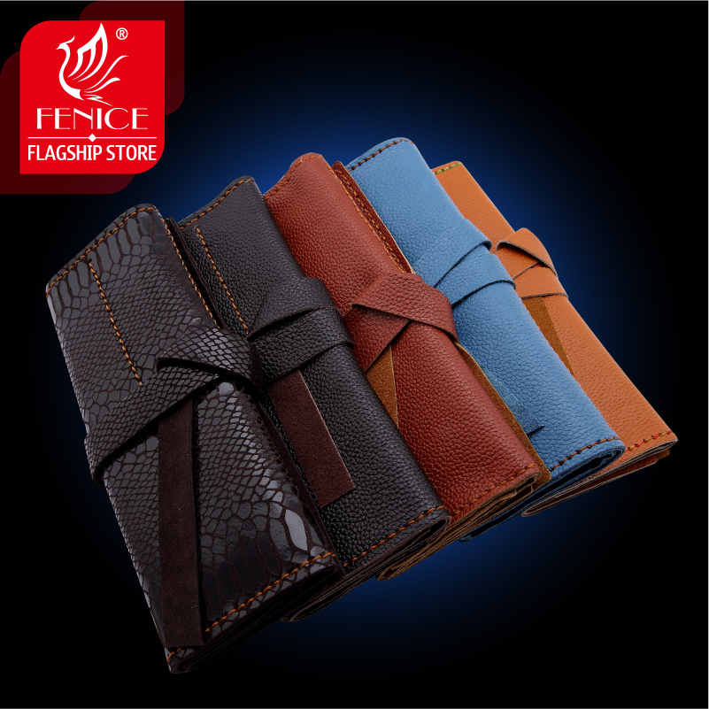 Hairdressing Bags Pet Hair Scissors Clips Case Waist Pack Pouch Holder Hair Styling Baber Salon Cowskin Folding Scissors bag high quality pu leather barber hair scissors bag case salon hairdressing holster pouch case hair styling tools