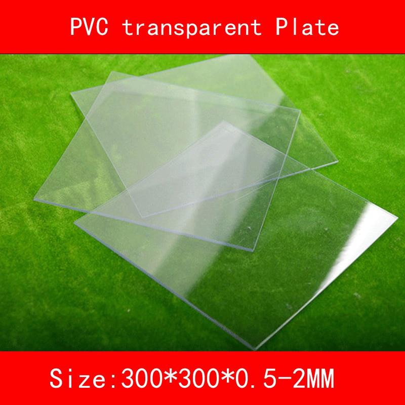 5 mm dick A4 Plexiglas-Platte transparent