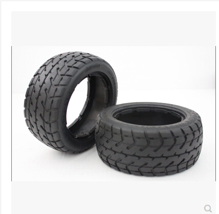 1/5 rc car gas baja 5B on road front tyres for HPI Baja 5B Parts Rovan KM