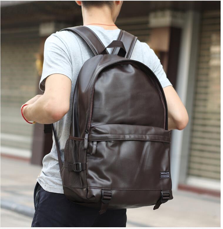 Ms Qiusha Men Backpacks High Quality Rucksack Men Bag Laptop