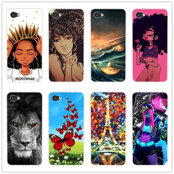 Pattern back Cover Phone Case For LG Q6 a alpha Q6a Q 6 M700 Soft Silicon Cover For LG Q6 5.5 Funda Capa image