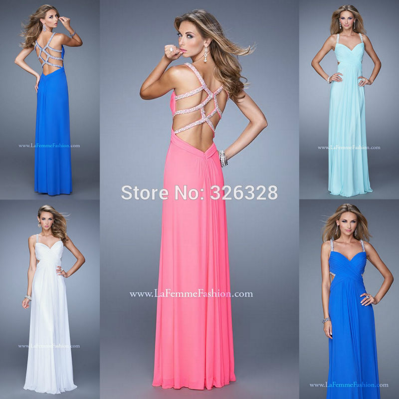 Atractivo Vestido De La Dama Azul Eléctrico Cresta - Ideas de ...