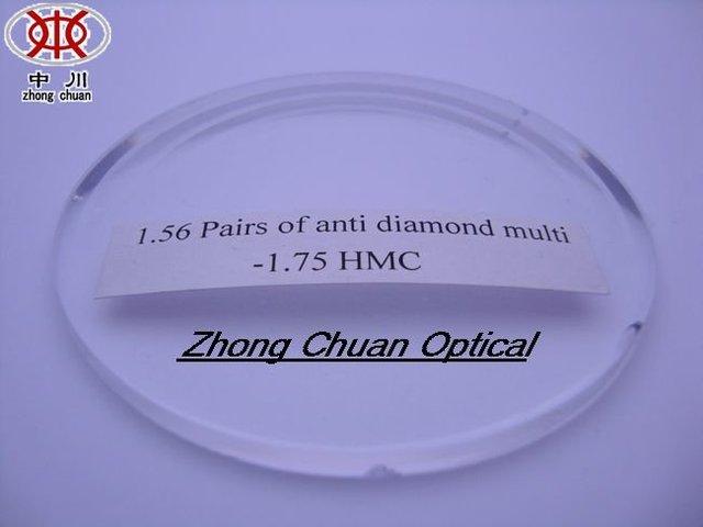 optical lens 1.56 super tenacity eyewear lens