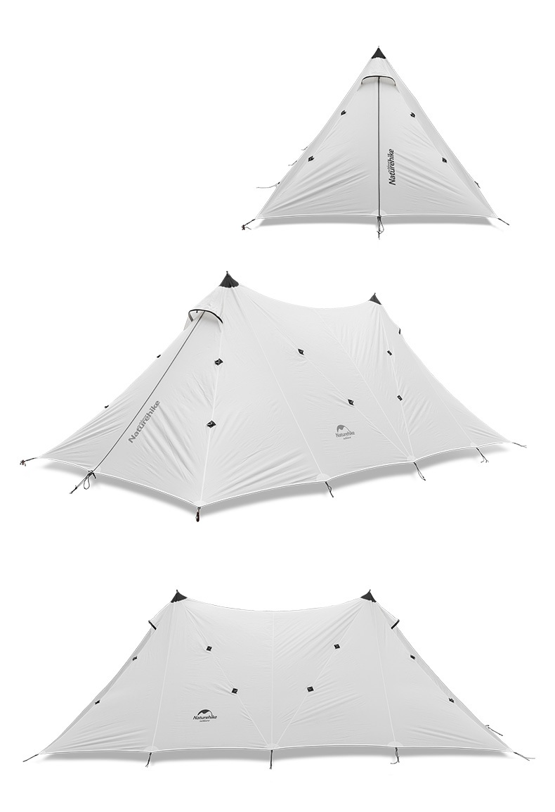 Extra Large Tent for 10 Persons
