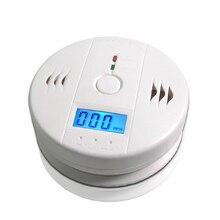 L1PC CD детектор угарного газа CO газ CO детектор угарного газа дымовая сигнализация защита от дыма