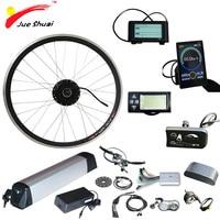 36 В 500 Вт 36 В 12ah Ebike комплект Электрический велосипед Conversion Kit для 20 24 26 700C 28 мотор колеса samsung Батарея bicicleta electrica