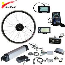 36 в 500 Вт Ebike комплект электрический велосипед батарея 12ah Conversion Kit для 20 24 26 700C 28 колесо электродвигателя bicicleta electrica