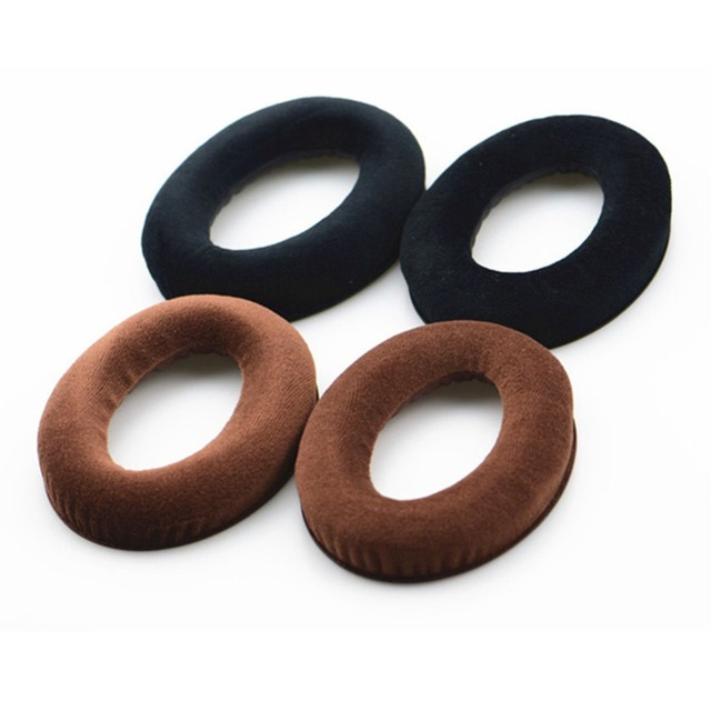 Velour Earpads Replacement Foam Ear Pads Pillow Cushions for Sennheiser Game ONE Game ZERO PC 373D 7.1 Gaming Headset Headphones