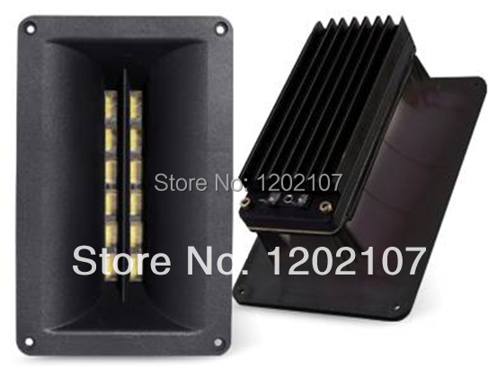 94dB 80-160W high Power ribbon medium frequency transformer used for HiFi Audio tweeter hi sensitivity high power air motion tweeter transducer transformer amt ribbon tweeter speaker sets low crossover frequency