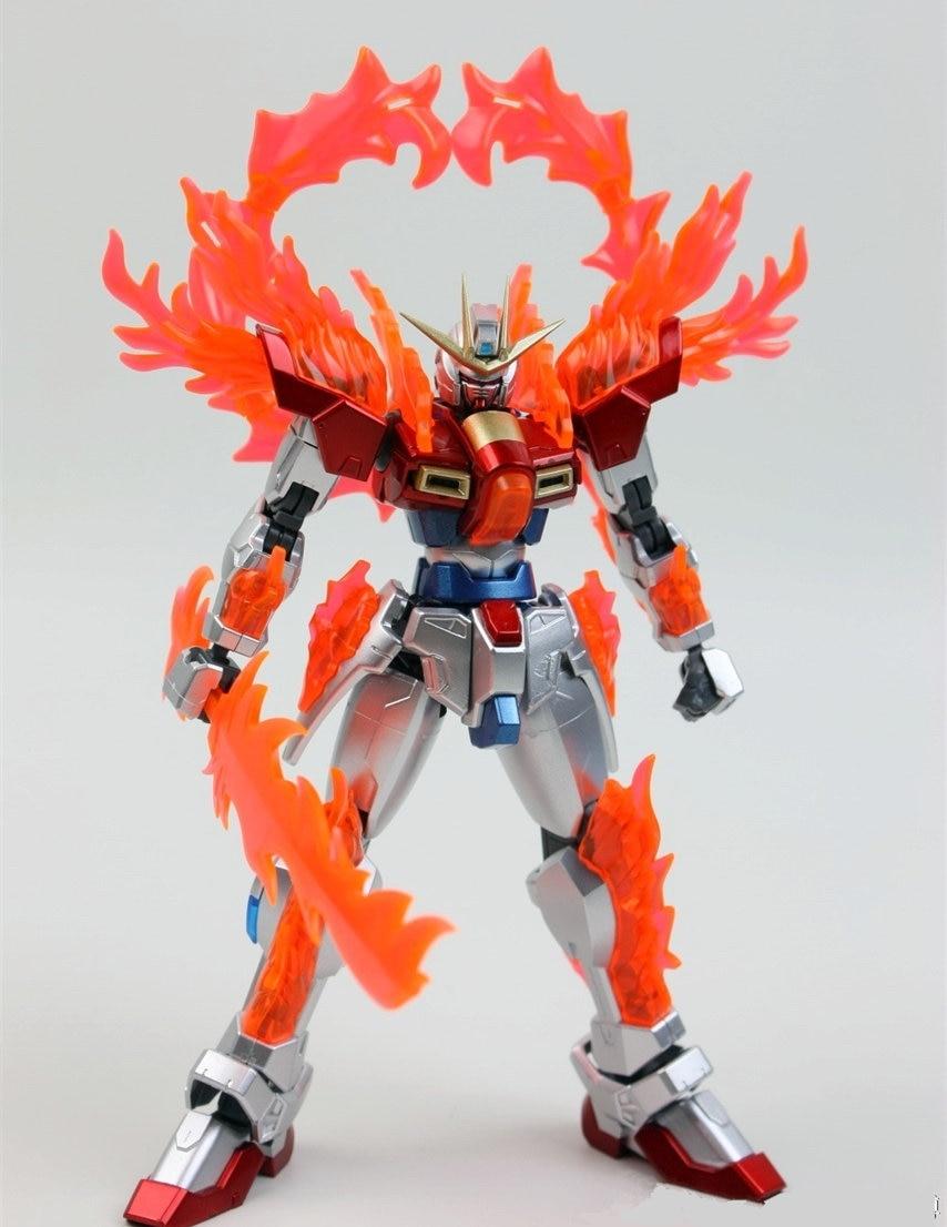 Online Shop Hobby Star Hs Gundam Model 1144 Hg H002 Try Burning Metallic Color Coating Version Aliexpress Mobile