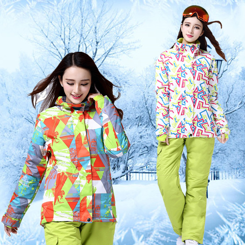 Popular Snow Clothes Women-Buy Cheap Snow Clothes Women lots from ...