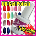 HongNuo uv gel nail polish ,white bottle uv gel polish ,118colors for your choice + free shipping