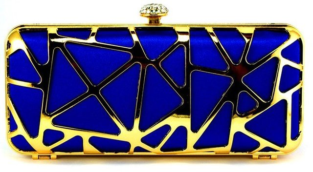 2012 new arrival golden fashional hand bags